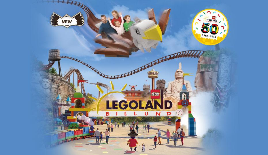 Legoland Opplev Fart Action Og Spenning